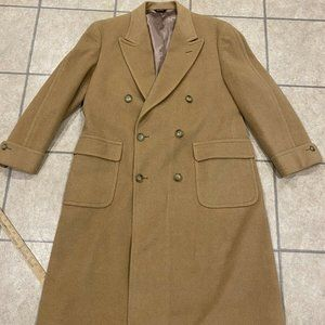 Polo University Club Ralph Lauren 42R Wool trench